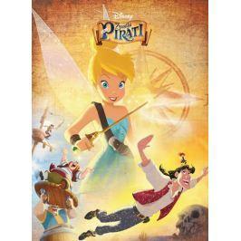 Disney Walt: Zvonilka a piráti - Filmový příběh