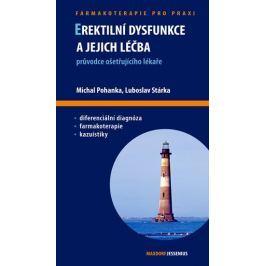 Pohanka Michal, Stárka Luboslav: Erektilní dysfunkce a jejich léčba