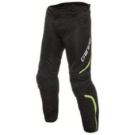 Dainese pánské kalhoty DRAKE AIR D-DRY vel.50, textil, černá/fluo žlutá