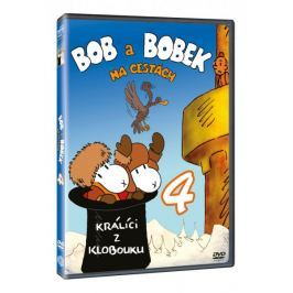 Bob a Bobek na cestách 4    - DVD