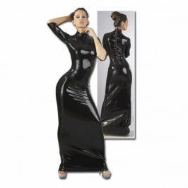 Dámské latexové šaty (XXL)