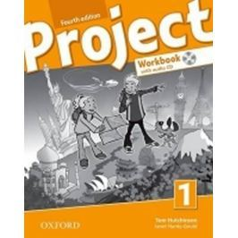 Hutchinson Tom: Project Fourth Edition 1 Workbook with Audio CD and Online Practice (International E