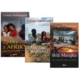 Hofmannová Corinne: Kompet Bílá Masajka + Zpátky z Afriky + Shledání v Barsaloi