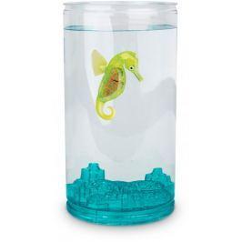 Hexbug Aquabot Mořský koník s akváriem žlutá