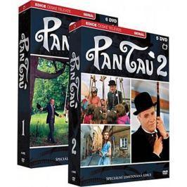 Pan Tau   (11DVD)   - DVD