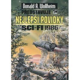 Wollheim Donald A.: Nejlepší povídky SCI-FI 1986