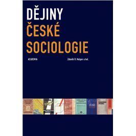 Nešpor Zdeněk R.: Dějiny české sociologie
