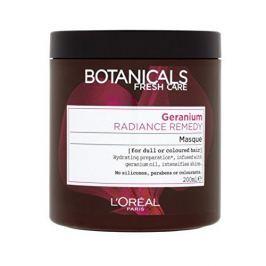 L'Oréal Hydratační maska na barvené vlasy Botanicals (Radiance Remedy Mask) 200 ml