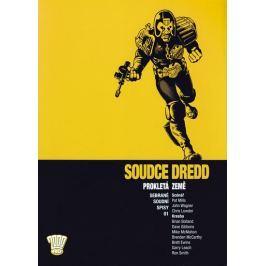 Mills Pat: Soudce Dredd 01 - Prokletá země