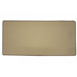 Kusový béžový koberec Birmingham 160x240 cm