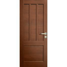 VASCO DOORS Interiérové dveře LISBONA plné, model 2, Ořech, A