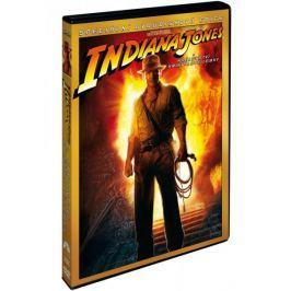 Indiana Jones a království křišťálové lebky  (2DVD)   - DVD
