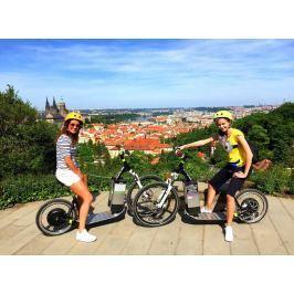 Poukaz Allegria - projížďka Prahou na e-scooteru