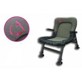 Lk Baits Křesílko Camo De-Luxe Chair