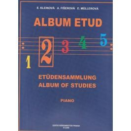KN Album etud II Škola hry na klavír
