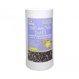Iswari BIO Snídaňová směs Chia-Kakaové boby (Objem 800 g)