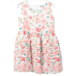 Primigi dívčí šaty 104 bílá