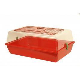 Akinu Box pro malé hlodavce ALEX bez výbavy 58x38x25cm