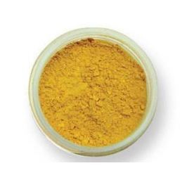 PME Prachová barva matná – žlutá EKO balení 2g