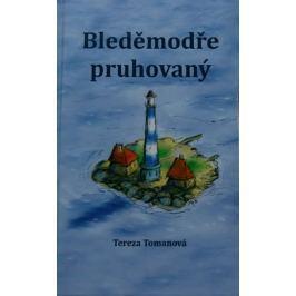 Tomanová Tereza: Bleděmodře pruhovaný + CD