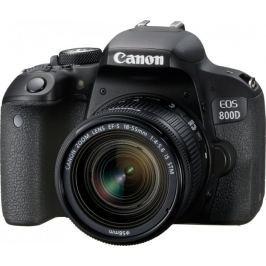 Canon EOS 800D + 18-55 IS STM - II. jakost