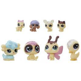 Littlest Pet Shop Frosting Frenzy 8ks zvířátek