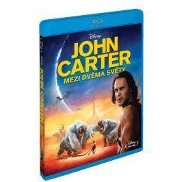 John Carter: Mezi dvěma světy  - Blu-ray