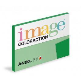 Papír kopírovací Coloraction A4 80 g zelená sytá 100 listů