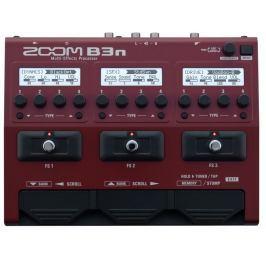 Zoom B3n Baskytarový multiefekt