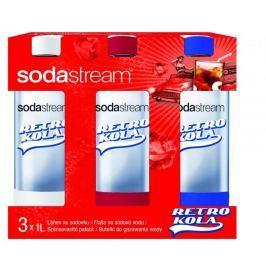 Sodastream Láhev 1 l TriPack RETRO KOLA