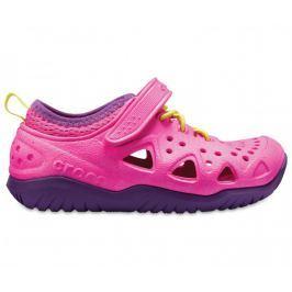 Crocs Swiftwater Play Shoe K Neon Magenta 24,5