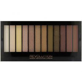 Makeup Revolution Paletka 12 očních stínů Iconic Dreams