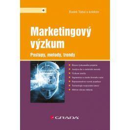 Tahal Radek: Marketingový výzkum - Postupy, metody, trendy