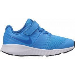Nike Star Runner PS Pre-School Shoe Equator Blue Nebula-Black-White 29,5