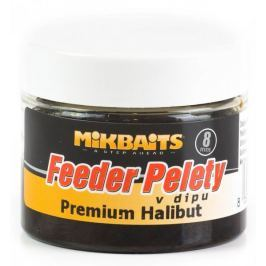 Mikbaits Pelety Feeder V Dipu 50 ml premium halibut