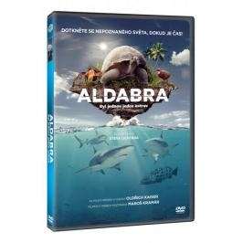 Aldabra: Byl jednou jeden ostrov   - DVD