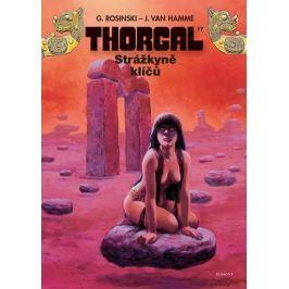 Van Hamme Jean: Thorgal 17 - Strážkyně klíčů