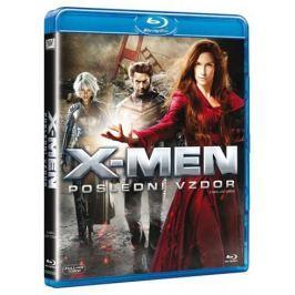 X-Men: Poslední vzdor   - Blu-ray