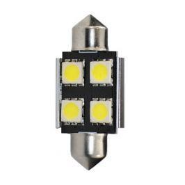 MAMMOOTH LED žárovky - Premium, bílá, typ C5W, 0,96W