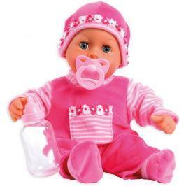 Bayer Design First Words Baby panenka růžová, 38 cm