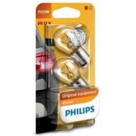 Philips Žárovka typ P21/5W, 12V, 21/5W, VisionPlus
