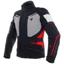 Dainese bunda CARVE MASTER 2 GORE-TEX vel.52 černá/šedá/červená