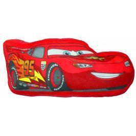 CTI 3D polštářek Blesk McQueen Cars délka 38 cm