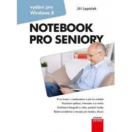 Lapáček Jiří: Notebook pro seniory - Vydání pro Windows 8