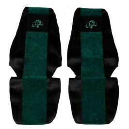 F-CORE Potahy na sedadla PS20, zelené