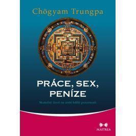 Trungpa Chögyam: Práce, sex, peníze - Skutečný život na cestě bdělé pozornosti