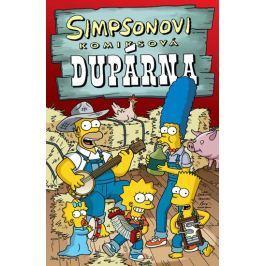 Groening Matt: Simpsonovi Komiksová dupárna