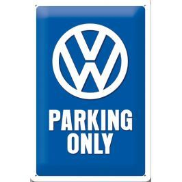 Postershop Plechová cedule 20x30 cm VW Parking Only