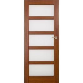 VASCO DOORS Interiérové dveře BRAGA skleněné, model 6, Bílá, A