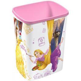 Curver Koš na odpadky 25 l Princezny